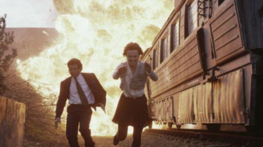 Can You Really Outrun an Explosion?