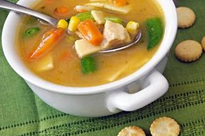 Ready for a run? A pre-run bowl of soup can boost your nutrients and hydration.
