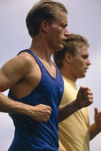 A running club can help get your competitive juices flowing.