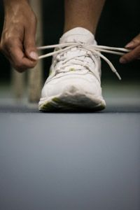 It can be more fun to lace 'em up when you know friends are waiting.