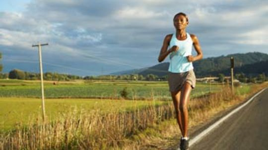 How Running Posture Works