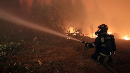 Siberia's Wildfires Dwarf All Others on the Globe Combined