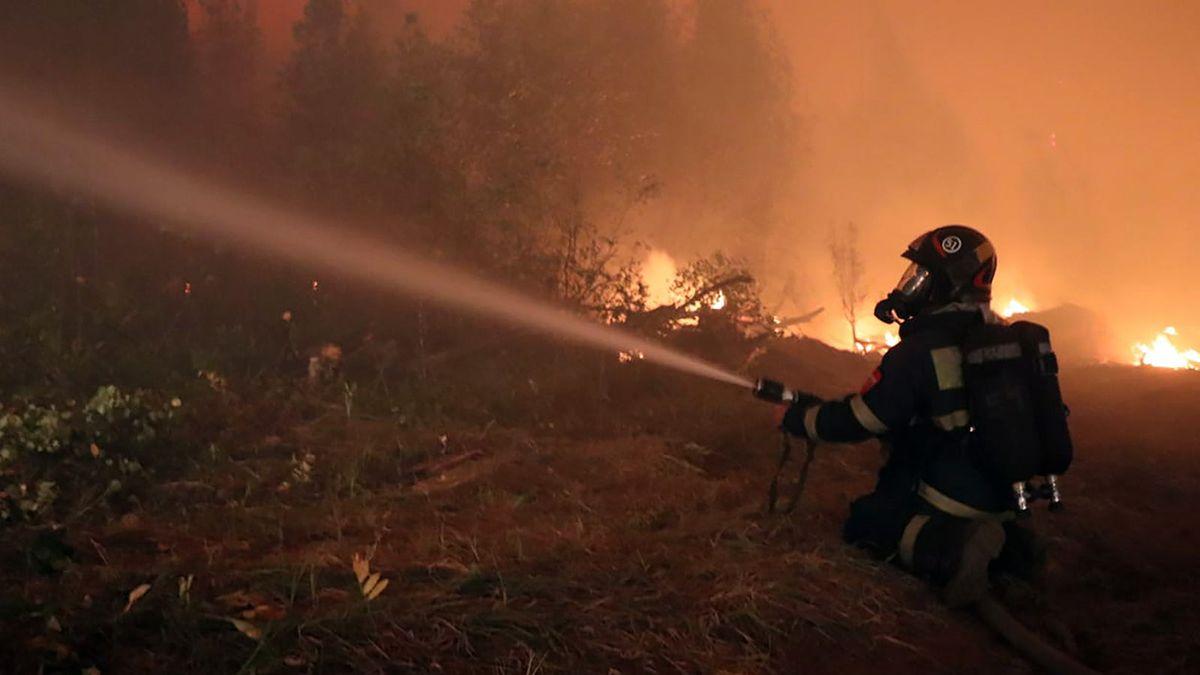 Los incendios forestales de Siberia eclipsan a todos los demás en el mundo combinado