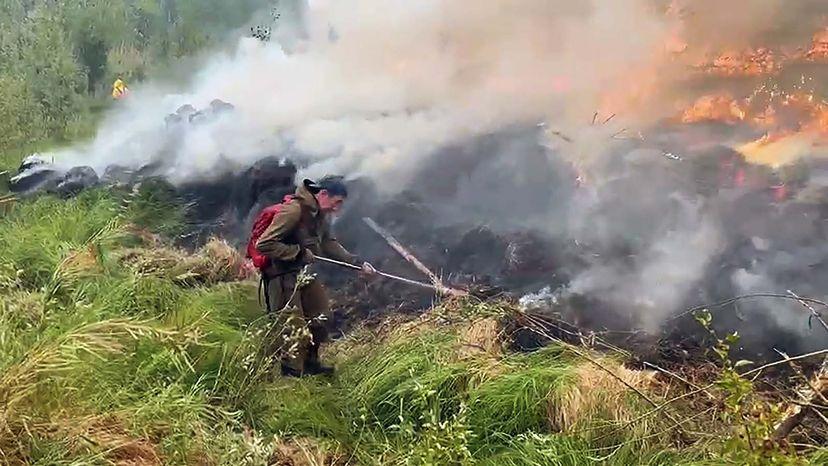 俄罗斯野火