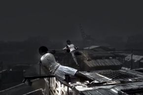 """Bodies go flying in """"Max Payne."""""""