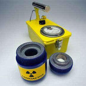 Geiger counters prove indispensable when you're working with nuclear contamination.
