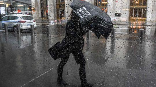 Do Rainy Days Really Get You Down?