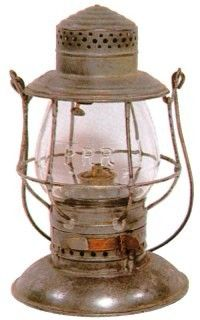 To a working railroader of the 1890s, a sturdy railroad lantern provided illumination, a means to signal and on the coldest nights, a tiny bit of warmth.