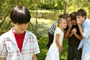 """Teasing and bullying unfortunately aren't uncommon for kids considered """"different."""""""