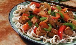 Ramen is a natural for stir fry.