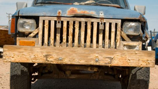Does my ranch truck need an aftermarket bumper?