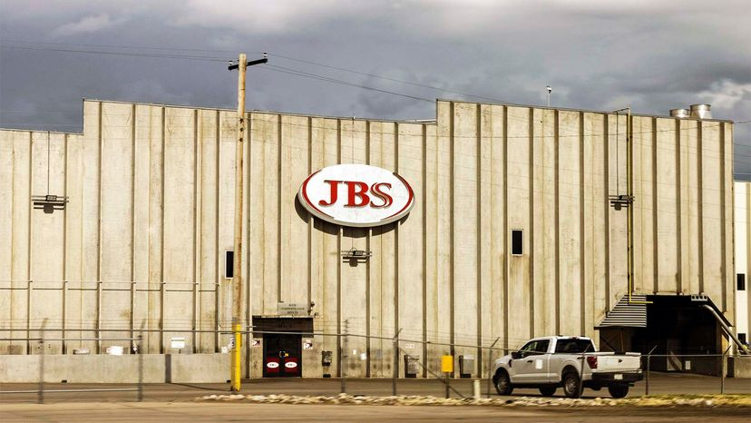 JBS Processing Plant