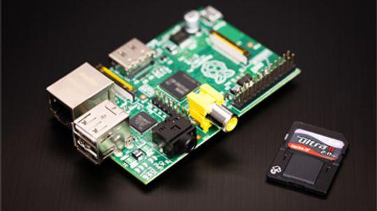 How the Raspberry Pi Works
