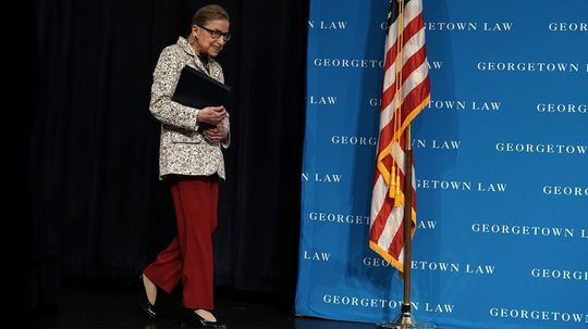 10 Essential Supreme Court Cases of Ruth Bader Ginsburg