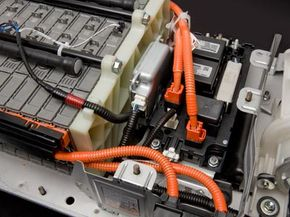 Toyota relies on recycled battery packs to recondition others that are past warranty.