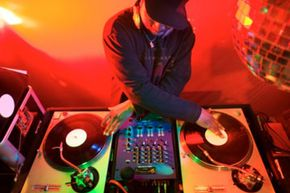 The turntables used by DJs today come with an array of upgrades and features such as speed adjusters and pitch controls.