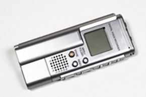 Digital voice recorders provide the simplest way to record conference calls.