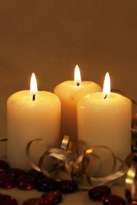 With a little elbow grease and just a few supplies, old candles can become new again.