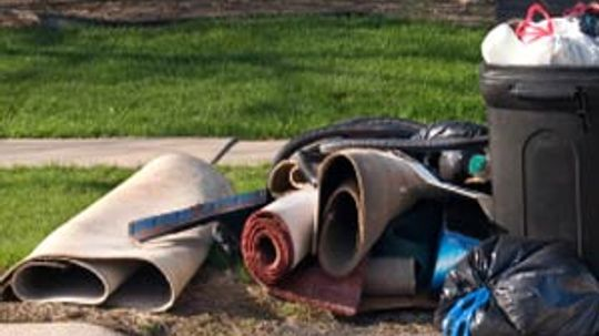 Can I recycle my carpet?