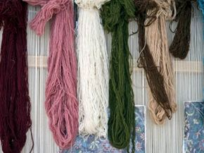 Recycled carpet fibers can be used to make new carpet yarns.