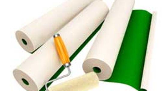 How to Hang Wallpaper Border