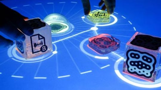 How the reactable Works