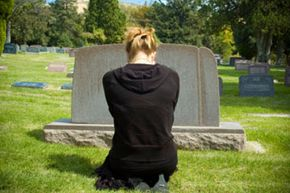 The sudden death of a loved one can trigger reactive depression in surviving relatives.