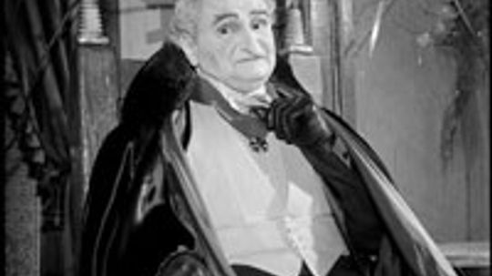 Who was the real Count Dracula?