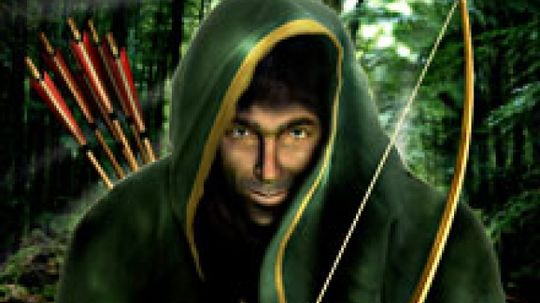 Was there a real Robin Hood?