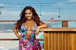 Snooki was paid more to address students at Rutgers University in March 2011 than Nobel Prize-winning author Toni Morrison was offered to give the May 2011 commencement address.
