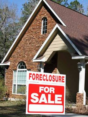 Many people are losing their homes to foreclosure. See more real estate pictures.