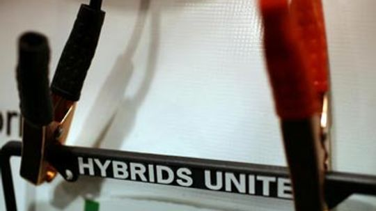 5 Reasons to Buy a Hybrid