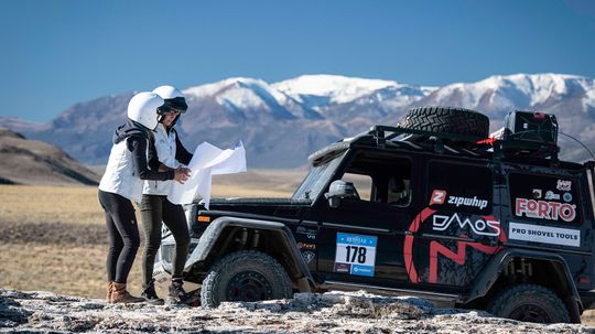 Female-only Rebelle Rally Teaches More Than Just Navigation