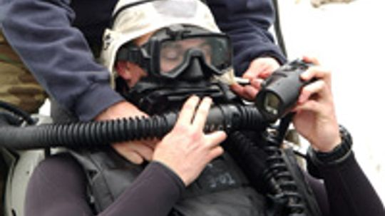 How does a rebreather work?