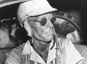 Red Byron's courage and grit earned him a place in NASCAR lore. See more pictures of NASCAR.