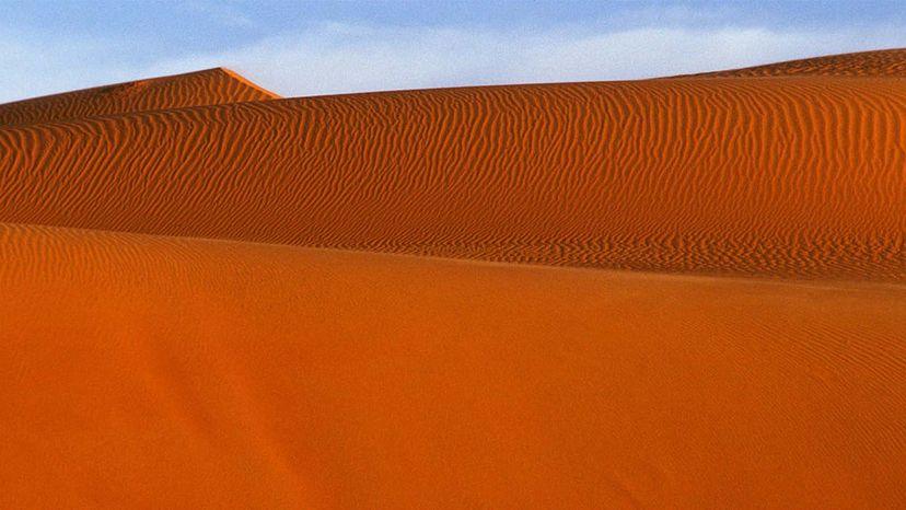sahara, dust
