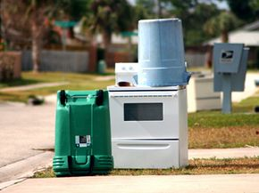 Tired of your old appliances? Don't toss them out'give them a face lift.