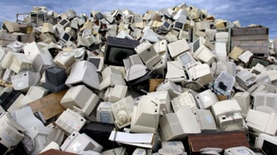 Where can I recycle my old electronics?