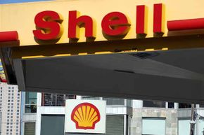 That shell logo is not just a symbol; it's a nod to the company's beginnings as a decorative shell importer.