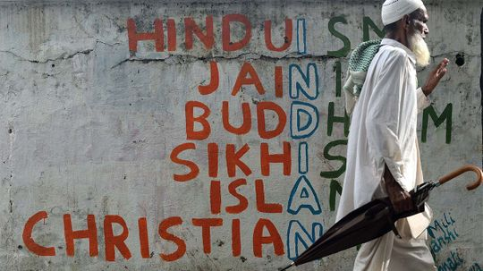 How New Religions Take Root