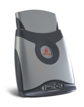 Iomega Peerless drives use cartridges that contain read/write heads in addition to the magnetic media. This allows the cartridges to have capacities of 10 or 20 GB.