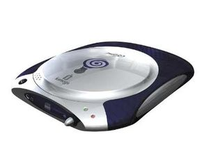 The Predator is a fast CD-RW drive from Iomega.