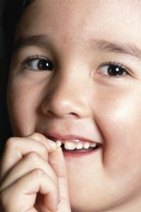 Remember what it felt like to have loose teeth? It was hard to resist wiggling them.