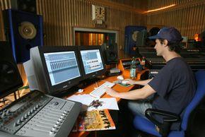 Sound engineers often remaster old CDs.