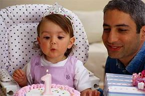 Do you remember your first birthday party? Most people don't. Why is that?