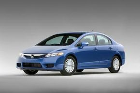 Image Gallery: Hybrid Cars Will this 2011 Honda Civic Hybrid hold its value better than the conventional 2011 Honda Civic? See more pictures of hybrid cars.