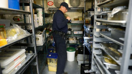 How Restaurant Health Inspections Work