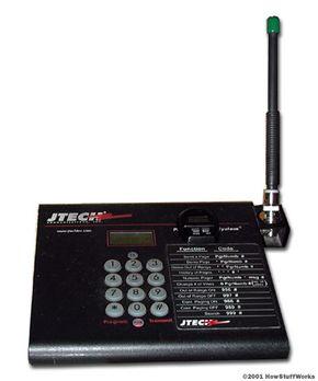 The master transmitter