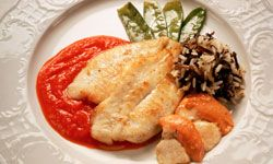 It's all about presentationat restaurants. See more pictures of easy weeknight meals.