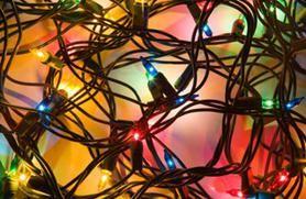 Repair Your Christmas Lights